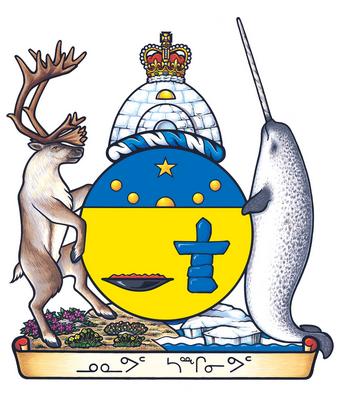 nunavut coat of arms